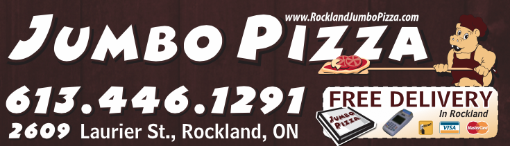 Image result for jumbo pizza rockland